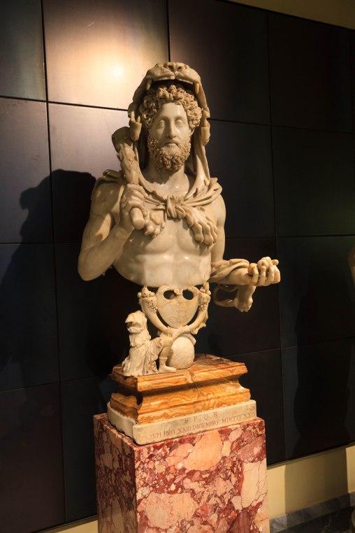 Rzeźba Kommodusa