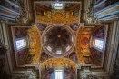 Sklepienie kaplicy Sykstusa V