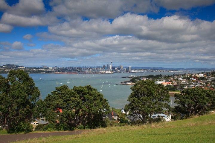 Mt. Victoria - panorama miasta