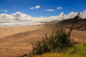 Plaża Muriwai