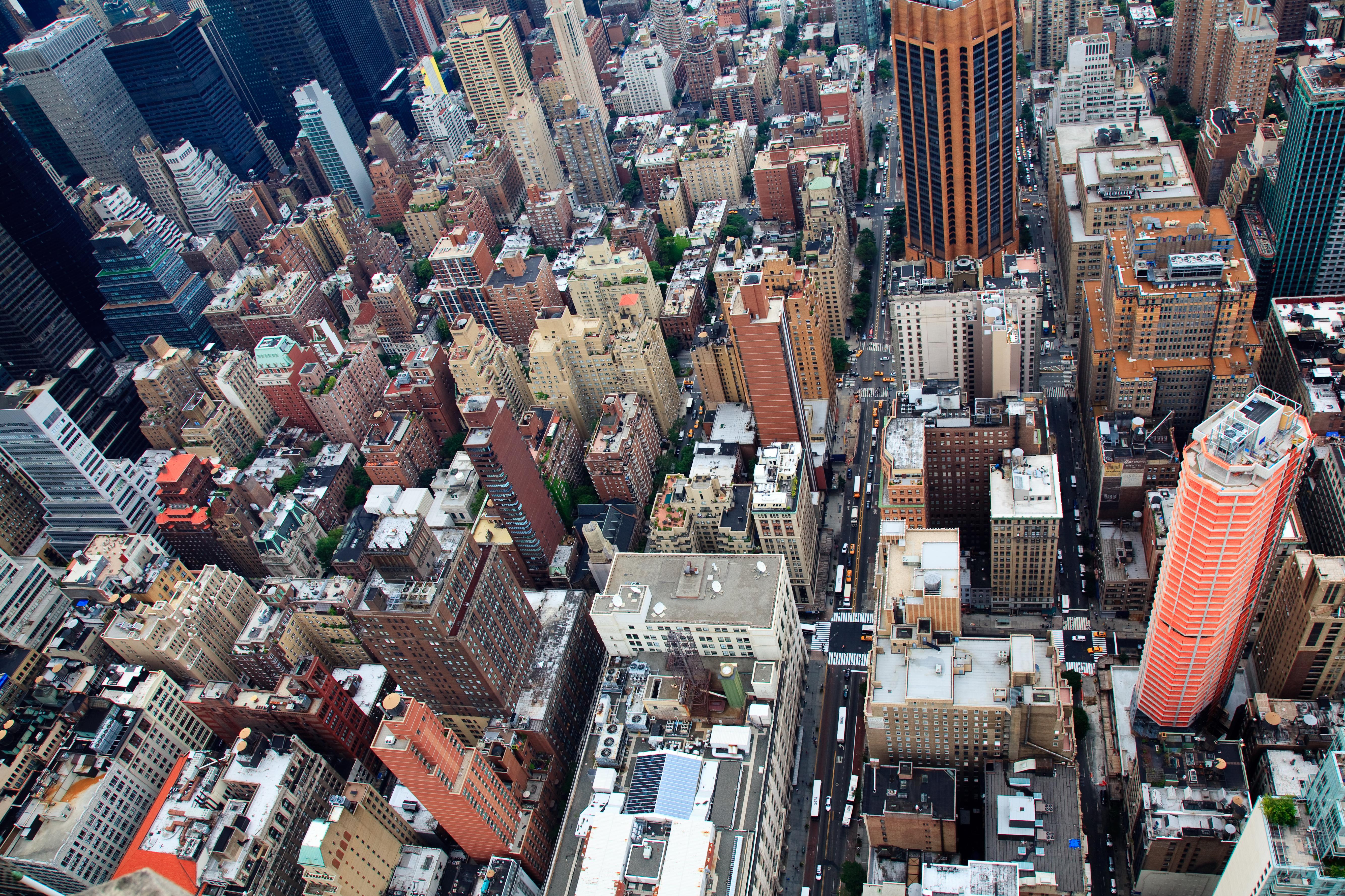 Manhattan, historie mniej znane