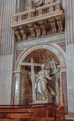 św. Helena - Matka Konstantyna Wielkiego - dzieło Andrei Bolgi