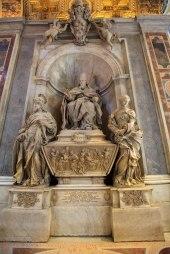 Pomnik papieża – Leona XI