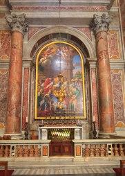 Grobowiec z ciałem Piusa X
