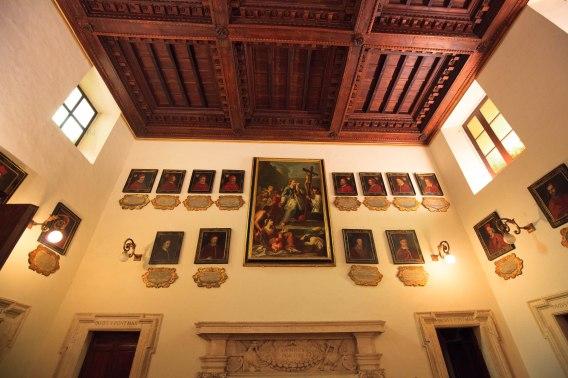 Rodzina króla Hiszpanii, darczyńcy bazyliki